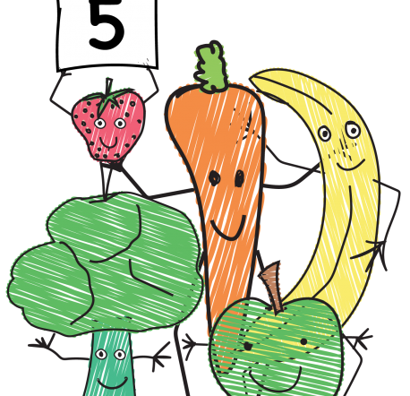 Image of 5 a day